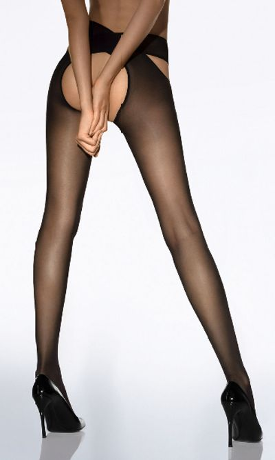 Wolford Individual 12 Stay Hip Stockings - all the convenience of a stay up with the novelty that only Wolford hosiery can offer! http://embrasse-moi.com/hosiery/fashion-hosiery/wolford-individual-12-stay-hip-21646/