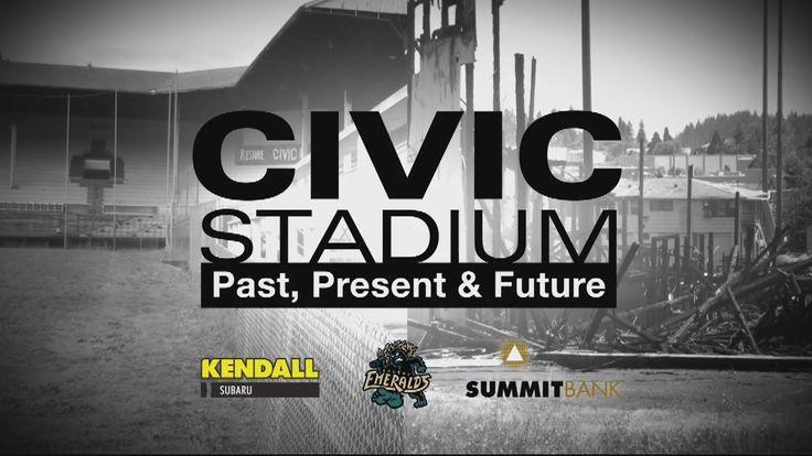 9 News Special Civic Stadium Past Present And Future Civic