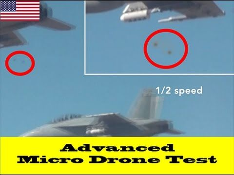 DOD successfully tests terrifying swarm of 104 micro-drones | Ars Technica