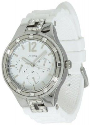 Relógio GUESS U10661L1 Hi-Energy Iconic Shine and Sparkle Watch #Relogios #Guess