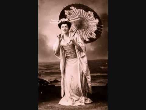 "Salomea Krusceniski, ""Un bel di vedremo"", Puccini: Madama Butterfly (rec. 1912)"