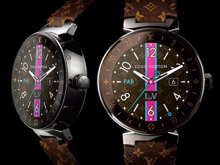 Louis Vuitton just launched the most expensive Android smartwatches — but you'll have to call to get one - Louis Vuitton just joined the smartwatch game with the Tambour Horizon. It's one of the priciest smartwatches on the market. It runs on Android Wear 2.0 and is compatible with both iPhone and Android phones.  Join the conversation about this story »