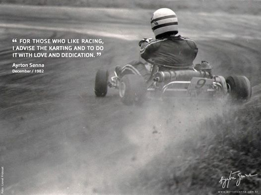 Senna quote