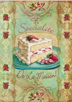 Imprimolandia: tarta