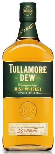 Tullamore Dew Le Irish Whiskey Legendary