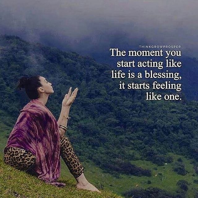 Rp @chakracrystals - Life is a blessing. We were given this life, and still we expect to be given so much more. Instead of asking, what do I want out of life? Ask the universe; what does life want out of me? Because the universe put you here for a reason.