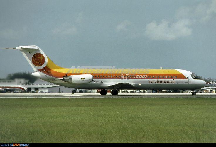 Air Jamaica McDonnell Douglas DC-9-32