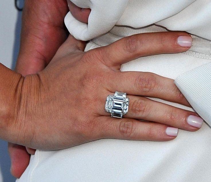 70 million pound diamond ring kim kardashian engagement