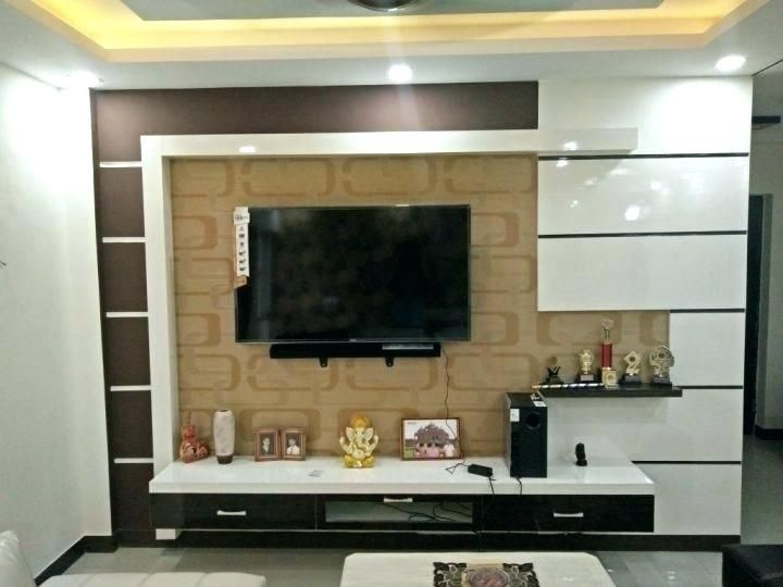 Beautiful Showcase Design For Hall In India With Images Living