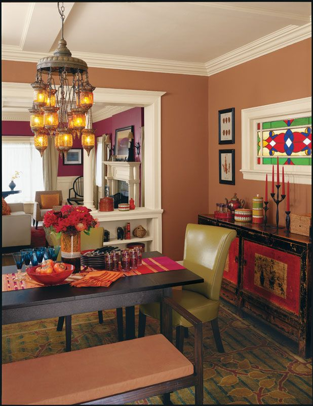 71 best images about Paint Colors for Dining Rooms on ...