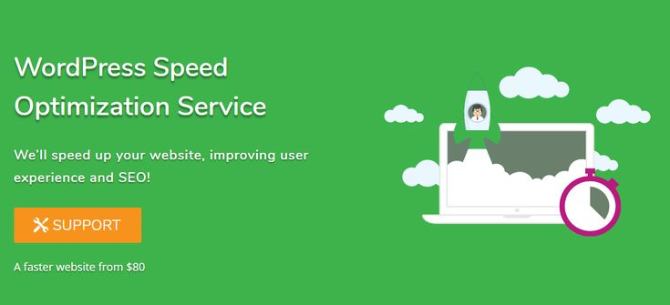 WordPress Speed Optimization Service We'll speed up your web