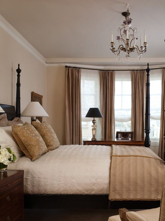 Traditional Bedroom Bay Windows Design Pictures Remodel Decor And Ideas Page 3 For The