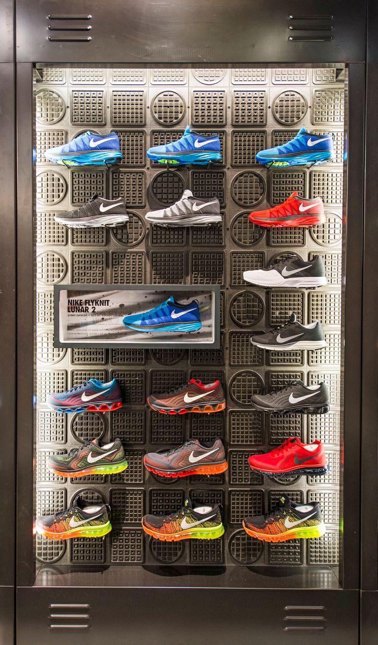 Nike Retail Interior | Flyknit Lunar 2, Nikestore Westfield-Stratford | by Millington Associates