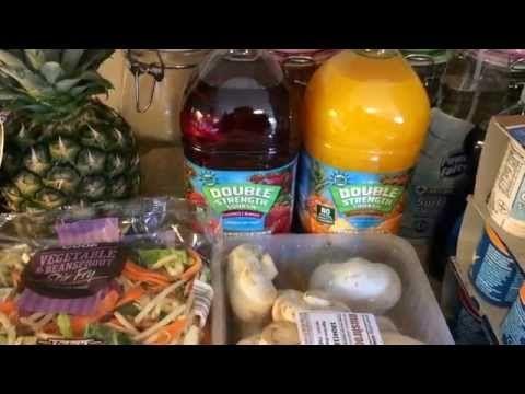 Aldi & Tesco Shopping Haul For Slimming World - YouTube