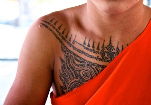 25 unique buddhist tattoos ideas on pinterest symbolic tattoos buddhist symbol tattoos and. Black Bedroom Furniture Sets. Home Design Ideas
