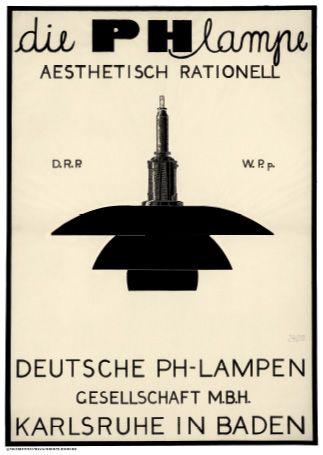Louis Poulsen - PH Lampe - Tyskland