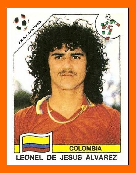 Leonel Alvarez - Colombia
