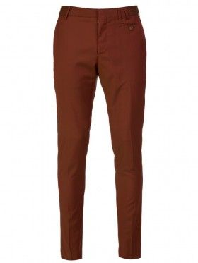 Vivienne Westwood Rust Suit Trousers