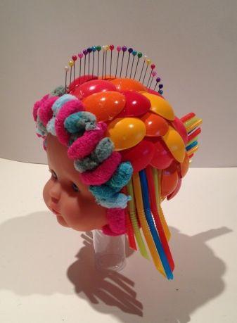Mar de vidas - Escultura de Marta Escrig