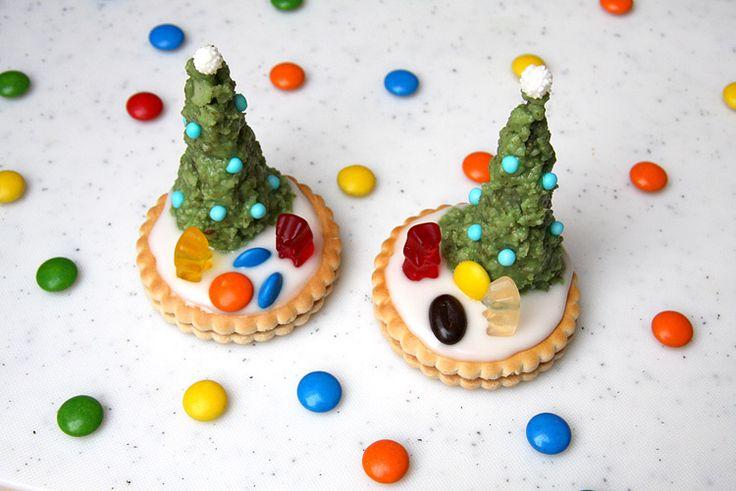rezept rezept schoko tannenbaum weihnachten pinterest kleine weihnachtsb ume kinder. Black Bedroom Furniture Sets. Home Design Ideas