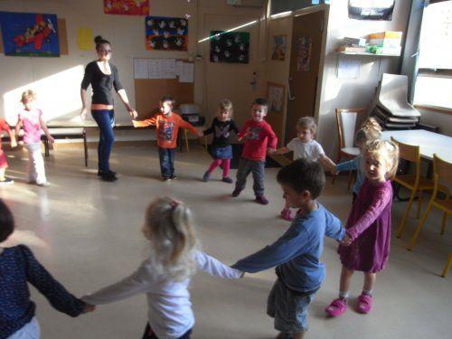 Rondes et danses chantées - Webécoles - Bièvre-Valloire