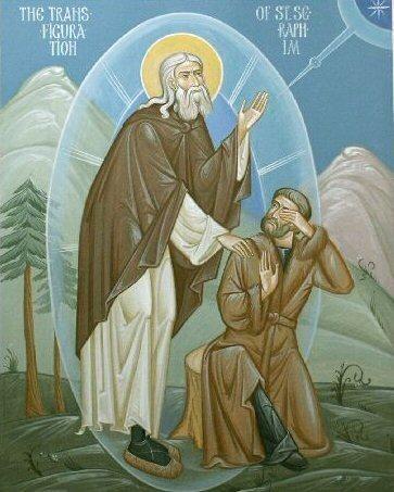 Icon of St. Seraphim of Sarov