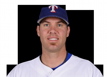 Colby Lewis - Texas Rangers starting pitcher
