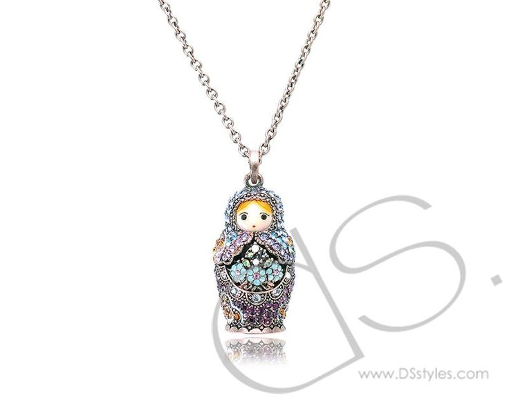 Classic Collection Bling Swarovski Crystal Russian
