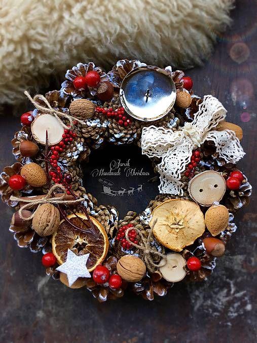 jarcik / Vianočný venček Natur l. (Skladom)