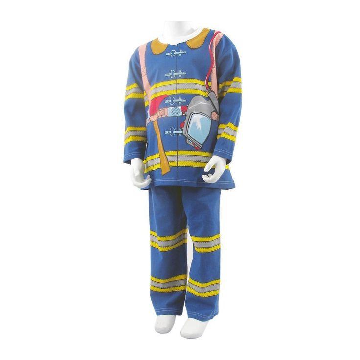 Children's Firefighter Pyjamas – Modo Creations