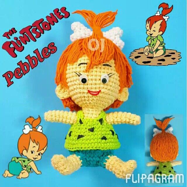 Pebbles Flintsones  #flipagram ♫ Music:  made with @flipagram.  #Pebbles…
