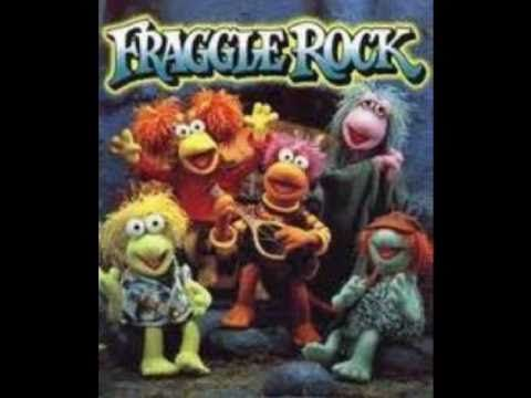 Dance your cares away down at Fraggle Rock...Loved this show and had VHS for my oldest son when he was younger