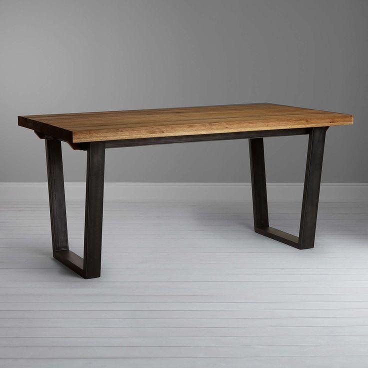 John Lewis Calia 6 10 Seater Extending Dining Table Oak