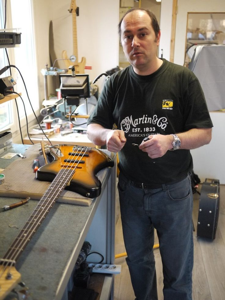 xavierpetit1...RIP Xavier!!!...One of our best luthiers!