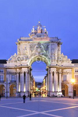 Terreiro do Paço # Lisbon, Portugal