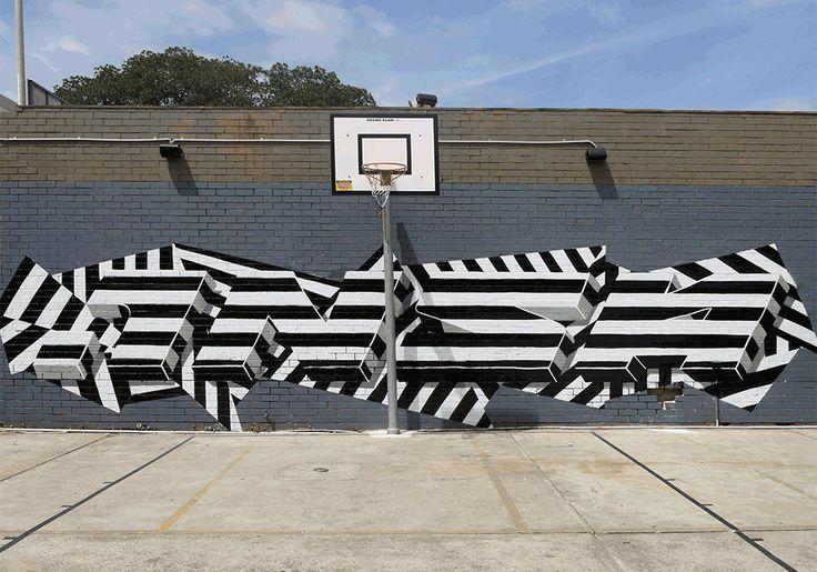GIF-iti: graffiti that moves #Streetart