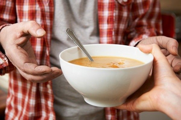 Recipes For Feeding People At A Homeless Shelter Soup Kitchen Homeless Shelter Bowl Of Soup