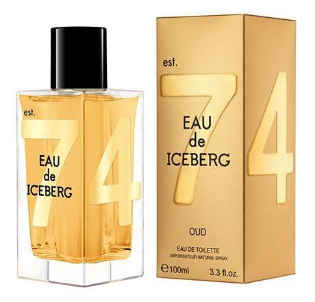 EAU DE ICEBERG COLLECTION OUD 100ML