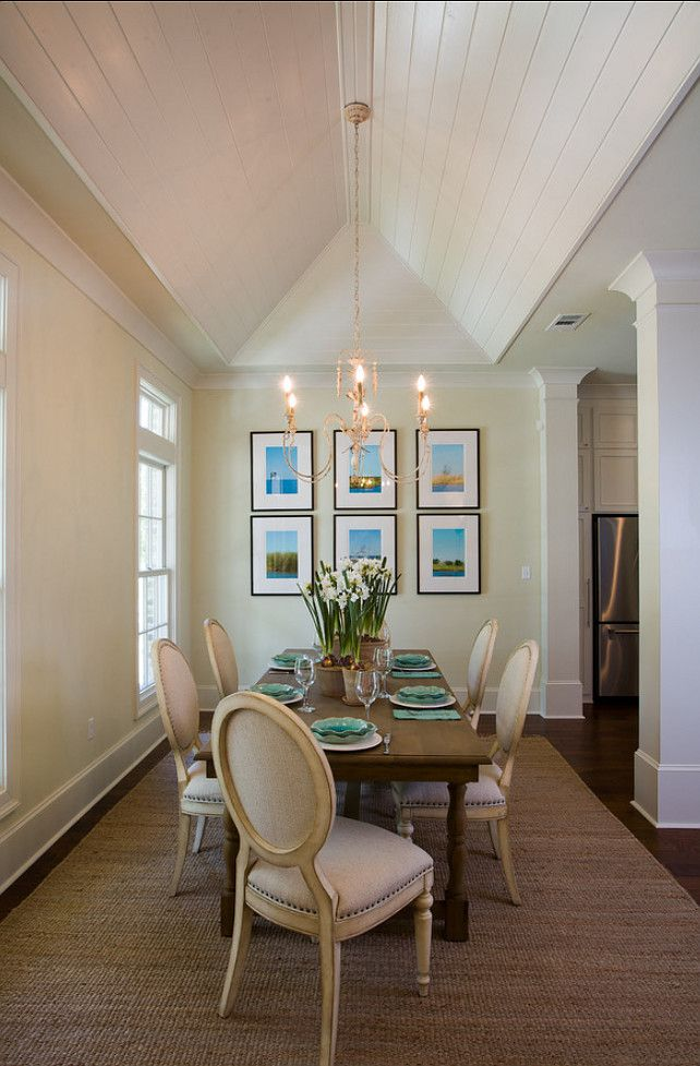 Open Dining Area Is Perfect For Entertaining