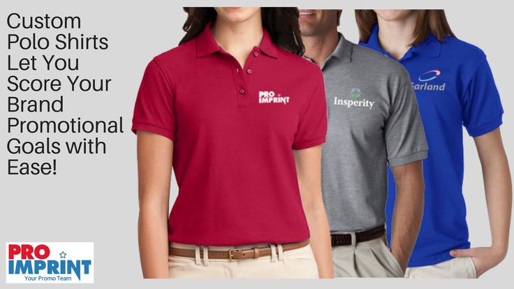How To Use Custom Polo Shirts In Business Promotions! #blog #promotionalitem #poloshirt #apparels