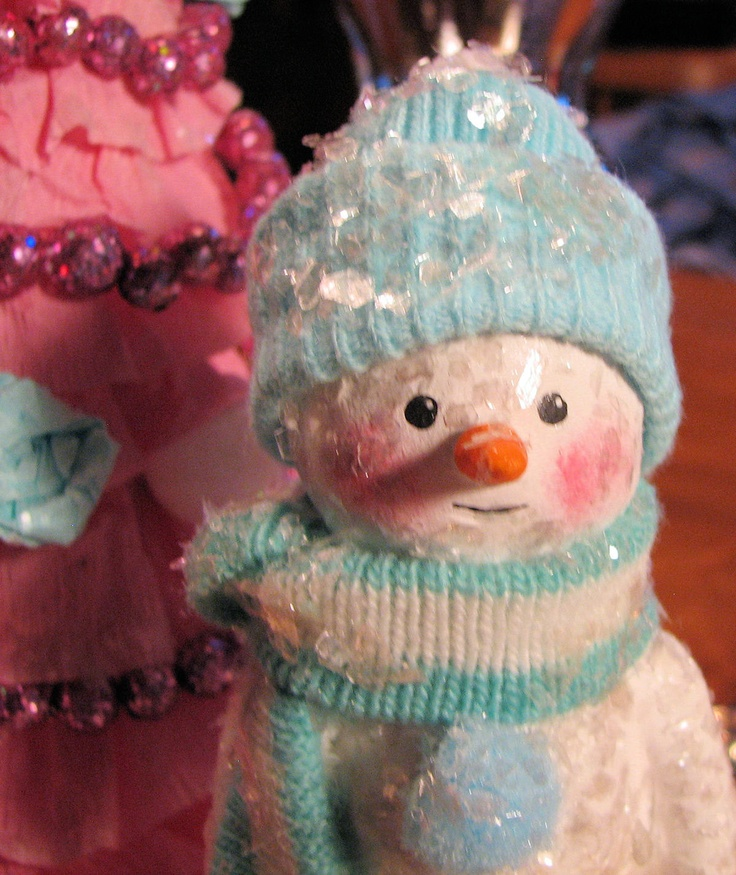 17 best images about paper mache on pinterest for Paper mache christmas