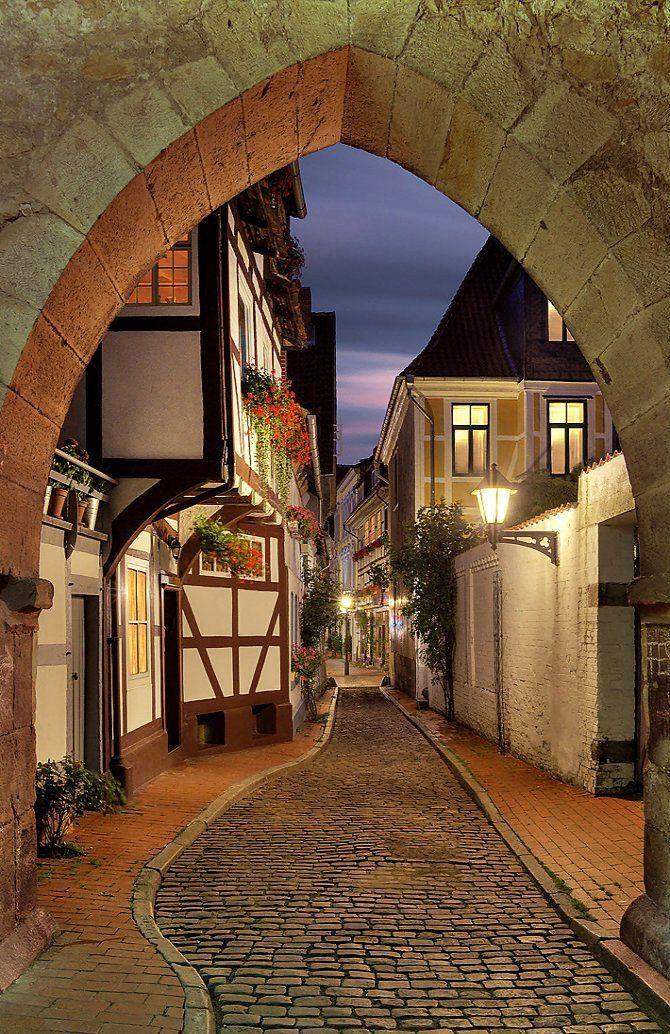 Hildesheim, Germany. http://www.alltours.de/urlaub/deutschland/