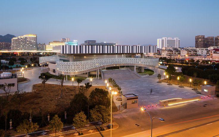 Gallery - Zhoushan Sports Stadium Transformation / John Curran Architects - 1