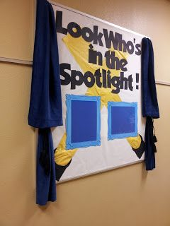 Mrs. Q's Music Blog: Look Who's in the Spotlight