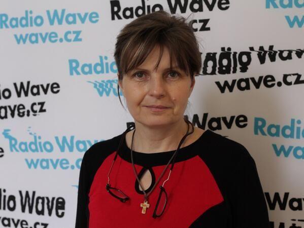 Petra Procházková. Photo: Radio Wave