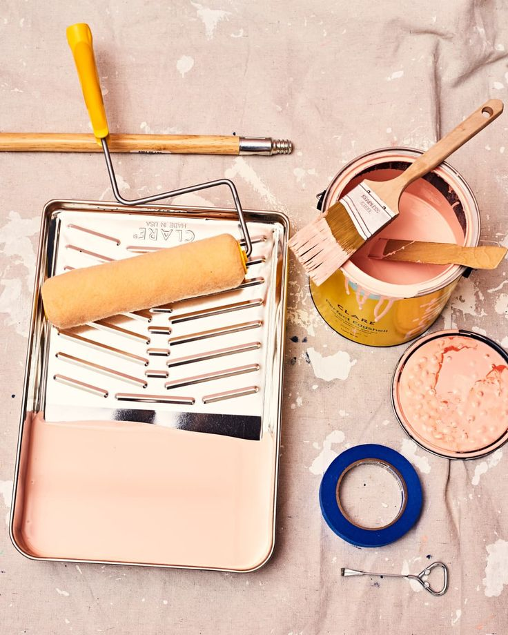 These Paint Roller Hacks Will Save You Time, Money and