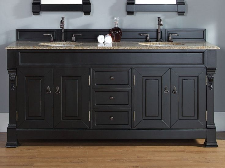 Best 25 Bathroom Vanity Lighting Ideas On Pinterest: Best 25+ Black Bathroom Vanities Ideas On Pinterest