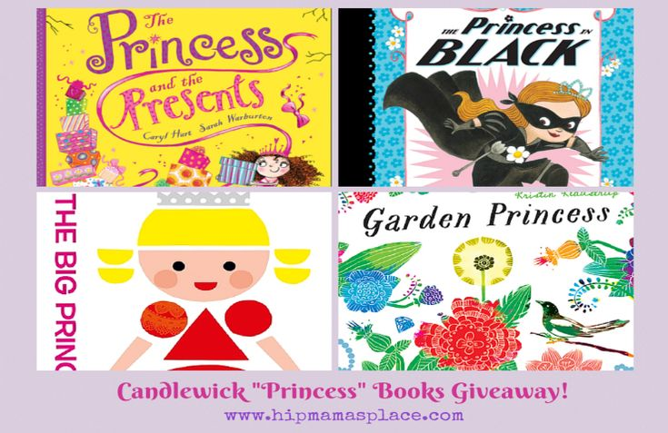 Win a set of four Princess books from Candlewick Press!     In honor of Princess Charlotte, the newest addition to the British royal family, here is a list of books from Candlewick Press that any young royal would love to read!  Tales of family, friendship, loyalty, and …