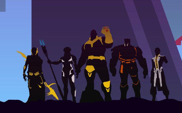 IPhone X Screensaver Black Panther Avengers Infinity War