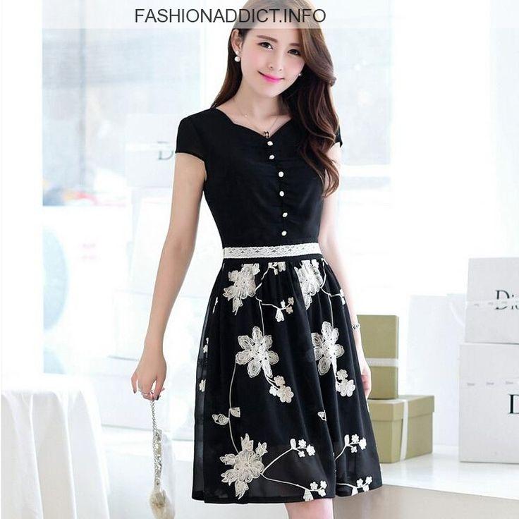 Cute Korean Summer Dresses